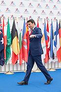 ASEM10, Vertice Euroasiatico, Matteo Renzi