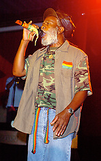 Burning Spear 14th August 2005