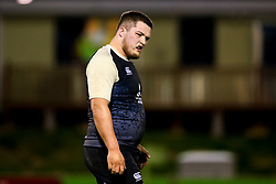 Alfie Petch of England U20 - Mandatory by-line: Robbie Stephenson/JMP - 22/02/2019 - RUGBY - Zip World Stadium - Colwyn Bay, Wales - Wales U20 v England U20 - Under-20 Six Nations