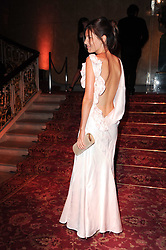 AMANDA SHEPPARD at a dinner hosted by HRH Prince Robert of Luxembourg in celebration of the 75th anniversary of the acquisition of Chateau Haut-Brion by his great-grandfather Clarence Dillon held at Lancaster House, London on 10th June 2010.