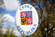 Czech Republic. The closed state border in between Germany and Czech Republic at the city of Bayerisch Einsenstein after the corona virus outbreak changed our public lifes. Czech Republic is in the state of emergency and just their own citizens or foreigners with a residence permit are allowed to enter.