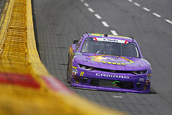 May 26, 2018 - Concord, North Carolina, United States of America - Ryan Truex (11) brings his car through the turns during the Alsco 300 at Charlotte Motor Speedway in Concord, North Carolina. (Credit Image: © Chris Owens Asp Inc/ASP via ZUMA Wire)