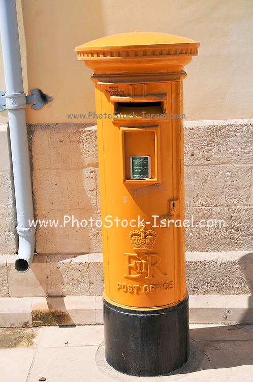 Postal Services post office Limassol, Cyprus