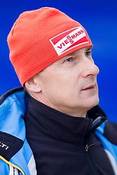 Miran Tepes during Flying Hill Individual competition at 4th day of FIS Ski Jumping World Cup Finals Planica 2012, on March 18, 2012, Planica, Slovenia. (Photo by Vid Ponikvar / Sportida.com)