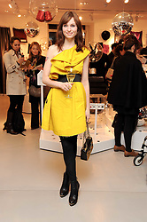 SOPHIE ELLIS-BEXTOR at the H&M Home Launch held at 174-176 Oxford Street, London W1 on 2nd November 2010.