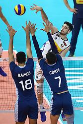 DANIELE LAVIA (ITALIA)<br /> ITALIA - ARGENTINA<br /> PALLAVOLO VNL VOLLEYBALL NATIONS LEAGUE 2019<br /> MILANO 22-06-2019<br /> FOTO GALBIATI -  RUBIN