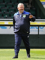 Yeovil Town's Manager Paul Sturrock - Photo mandatory by-line: Harry Trump/JMP - Mobile: 07966 386802 - 06/08/15 - SPORT - FOOTBALL - Yeovil Town Press Day - Huish Park, Yeovil, England.