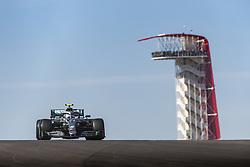 November 1, 2019, Austin, United States of America: Motorsports: FIA Formula One World Championship 2019, Grand Prix of United States, ..#77 Valtteri Bottas (FIN, Mercedes AMG Petronas Motorsport) (Credit Image: © Hoch Zwei via ZUMA Wire)