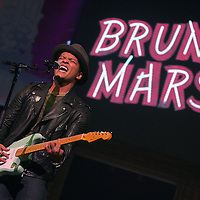 MINNEAPOLIS, MN - AUGUST 5:  Macy's Glamorama fashion show featuring Bruno Mars and Far East Movement benefiting The Childrens Cancer Research Fund at the Orpheum Theater in Minneapolis, Minnesota on August 5, 2011. (MANDATORY CREDIT: Photo by Adam Bettcher for Macy's)