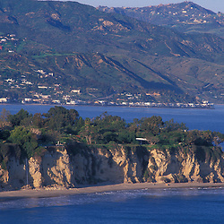 Malibu, CA. The view from Point Dume.