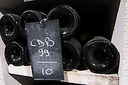 bottles in bins cote de beaune 1999 chalk board domaine doudet naudin savigny-les-beaune cote de beaune burgundy france