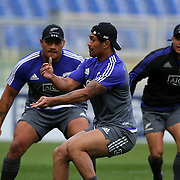 20161111 Rugby : Captain's Run Nuova Zelanda