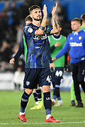Leeds United midfielder Mateusz Klich (43) during the EFL Sky Bet Championship match between Swansea City and Leeds United at the Liberty Stadium, Swansea, Wales on 21 August 2018.