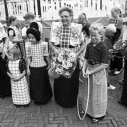 NLD/Spakenburg/19920722 - Opening Spakenburgse dagen 1992 door Burgemeester
