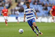 Tennai Watson of Reading in action. EFL Skybet  championship match, Reading  v Huddersfield Town at The Madejski Stadium in Reading, Berkshire on Saturday 24th September 2016.<br /> pic by John Patrick Fletcher, Andrew Orchard sports photography.