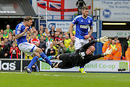 Ipswich Town v Norwich City 090515