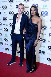 Philipp Plein und Naomi Campbell bei der GQ Männer des Jahres Award-Gala in Berlin / 101116<br /> <br /> ***GQ Men of the Year Awards in Berlin, November 10, 2016***