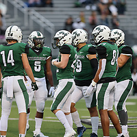 Football: Wisconsin Lutheran College Warriors vs. Lake Forest College Foresters