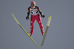 24.11.2012, Lysgards Schanze, Lillehammer, NOR, FIS Weltcup, Ski Sprung, Herren, im Bild Feund Severin (GER) during the mens competition of FIS Ski Jumping Worldcup at the Lysgardsbakkene Ski Jumping Arena, Lillehammer, Norway on 2012/11/23. EXPA Pictures © 2012, PhotoCredit: EXPA/ Federico Modica