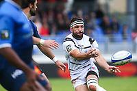 Arnaud Mignardi - 16.05.2015 - Castres / Brives - 25eme journee de Top 14<br />Photo : Laurent Frezouls / Icon Sport
