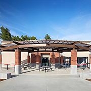 Landmark Const. Winters High School Student Center
