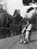1959 - Miss Therese O'Reilly, harpist
