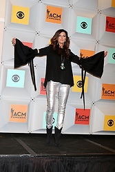 Karen Fairchild, at the 2016 Academy of Country Music Awards Press Room, MGM Grand Garden Arena, Las Vegas, NV 04-03-16. EXPA Pictures © 2016, PhotoCredit: EXPA/ Photoshot/ Martin Sloan<br /> <br /> *****ATTENTION - for AUT, SLO, CRO, SRB, BIH, MAZ, SUI only*****