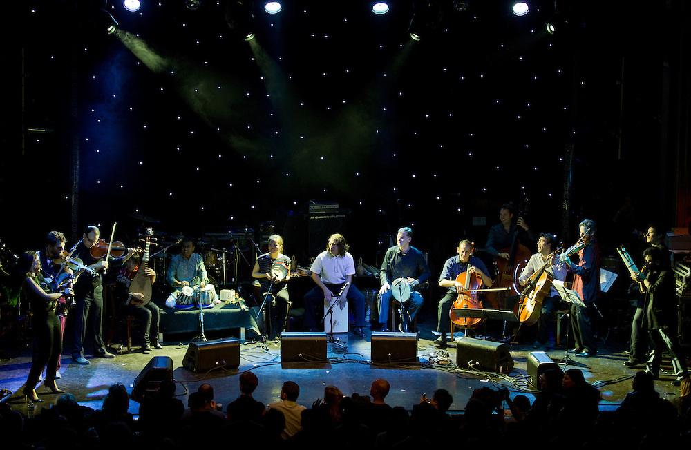 The Silk Road Ensemble (2012)
