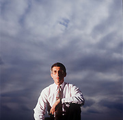 Anthony Fauci NIH Bethesda, MD 1996-03 Out Magazine Dr Anthony Fauci, Director of National Institute of Allergy and Infectious Diseases at the National Institutes of Health, Bethesda, MD. Photographed by Brian Smale in March 1996 for Out Magazine.