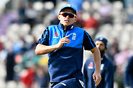 Sam Curran of England warming up before the first day of the 4th SpecSavers International Test Match 2018 match between England and India at the Ageas Bowl, Southampton, United Kingdom on 30 August 2018.