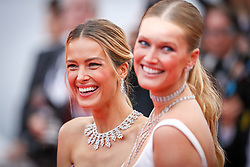 TPetra Nemcova, Toni Garrn attends the screening of A Hidden Life (Une Vie Cachee) during the 72nd annual Cannes Film Festival on May 19, 2019 in Cannes, France. Photo by Shootpix/ABACAPRESS.COM