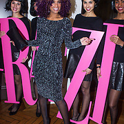 NLD/Amsterdam/20141209 - uitreiking Grazia Fashion Awards 2014, Sharon Doorson