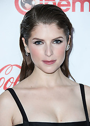 LAS VEGAS, NV, USA - APRIL 26: CinemaCon Big Screen Achievement Awards 2018 held at Omnia Nightclub at Caesars Palace during CinemaCon, the official convention of the National Association of Theatre Owners on April 26, 2018 in Las Vegas, Nevada, United States. 26 Apr 2018 Pictured: Anna Kendrick. Photo credit: Xavier Collin/Image Press Agency / MEGA TheMegaAgency.com +1 888 505 6342