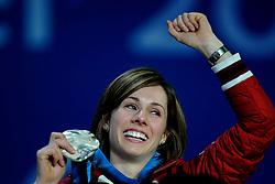 14-02-2010 ALGEMEEN: OLYMPISCHE SPELEN: CEREMONIE: VANCOUVER<br /> HEIL Jennifer CAN<br /> ©2010-WWW.FOTOHOOGENDOORN.NL