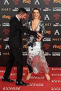 020616 Goya Cinema Awards 2016 - Red Carpet