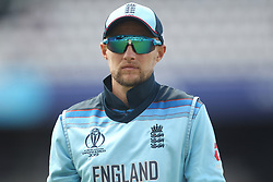June 21, 2019 - Leeds, Yorkshire, United Kingdom - Joe Root of England during the ICC Cricket World Cup 2019 match between England and Sri Lanka at Headingley Carnegie Stadium, Leeds on Friday 21st June 2019. (Credit Image: © Mi News/NurPhoto via ZUMA Press)