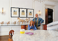 Ted Wurman and Gloria Nagy, Newport, Rhode Island
