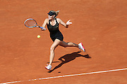 Roland Garros. Paris, France. June 2nd 2012.Russian player Maria SHARAPOVA against Shuai PENG.
