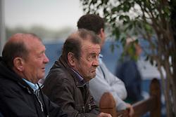 Poels Guido, Somers Lucien<br /> Grand Prix CSI 2*<br /> Longines Global Champions Tour - Antwerp 2015<br />  © Hippo Foto - Dirk Caremans<br /> 25/04/15