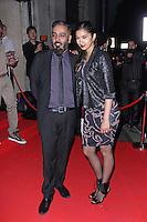 Sunny & Shay, Asian Achievers Awards 2014, Grosvenor House Hotel, London UK, 19 September 2014; Photo By Brett D. Cove