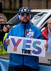 Independence Rally, Glasgow, Saturday 2nd November 2019<br /> <br /> Pictured: Crowd shot<br /> <br /> Alex Todd | Edinburgh Elite media