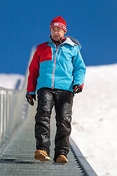 05.12.2015, Lysgards Schanze, NOR, FIS Weltcup Ski Sprung, Lillehammer, Herren, im Bild Ernst Vettori, Sportlicher Leiter Ski Nordisch (AUT) // Nordic Sports Director Ernst Vettori of Austria during Mens Skijumping Competition of FIS Skijumping World Cup at the Lysgards Hill, Lillehammer, Norway on 2015/12/05. EXPA Pictures © 2015, PhotoCredit: EXPA/ JFK