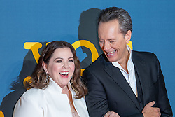 Melissa McCarthy and Richard E Grant attend BFI London Film Festival Headline Gala Screening of 'Can You Forgive Me', BFI Southbank, London. Friday 19th Oct 2018.