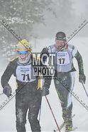 50K Ski on course - AG