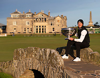 Golf - 2021 Alfred Dunhill Links Championship - Day Four - The Old Course at St Andrew's - Day Four -  Sunday 3rd October 2021<br /> <br /> Danny Willett wins the 2021 Alfred Dunhill Links Championship<br /> <br /> Credit: COLORSPORT/Bruce White