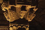 Abbadia's crypt detail