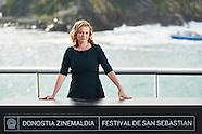 092515 63rd San Sebastian International Film Festival: Emily Watson Donostia Award Photocall