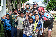 The local communities came out en masse to support the  Ladismith Cheese 7Weekspoort MTB Challenge riders, on the 1st October 2016<br /> <br /> Photo by:    /Oakpics/ SPORTZPICS<br /> <br /> <br /> {dem16gst}