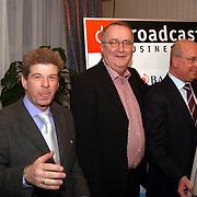 Uitreiking Omroepman van het jaar, Frits Barend en Henk van Dorp