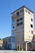 Training Tower at the Orange County Fire Authority Headquarters